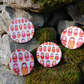 RUSSIAN DOLL COASTERS - SET OF 4