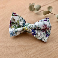 Liberty Wild Flower Boys Bow Tie