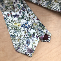 Men's Tie Liberty Wild Flower