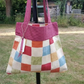 Colourful Bag, Tote Bag, Gift For Her.