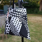 Black Tote, Tote Bag, Gift for her.