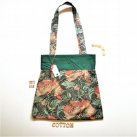 Floral Tote, Free UK Delivery.