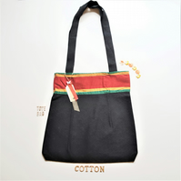 Linen Tote, Free UK Delivery.