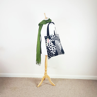 Black Tote, Free UK Delivery.