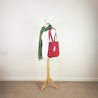 Ladybird Tote, Free UK Delivery.
