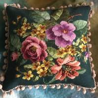 Handmade Tapestry Cushion