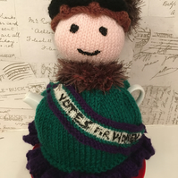 Suffragette Tea-Cosy