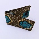 Cotton Fabric Oyster Card Multipurpose Holder