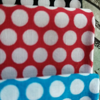 Fabric Fat Quarter  3 Cotton  Ref FY483