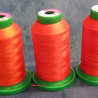 Isacord Sewing  Thread  x 5 Cops 1,000 metres each