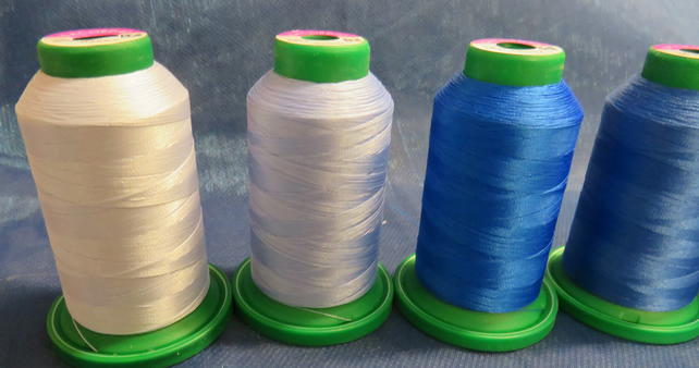 Issacord Sewing  Thread  x5 Cops 1,000 metres each