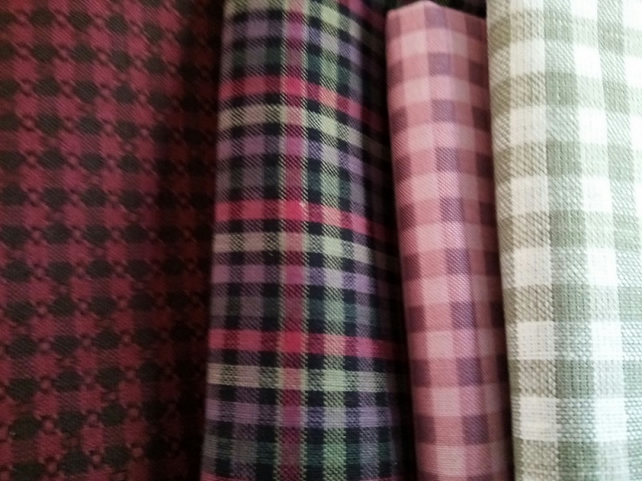 Fabric Fat quarters cotton 5  Ref FY496