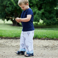 Balloon 4 year-old Reversible Trouser