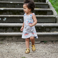 Circus 1 year-old Reversible dress