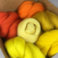 Yellow To Orange - Merino Wool Bundle