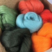 Autumn Forest - Merino Wool Bundle