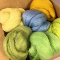 The Wolds - Merino Wool Bundle