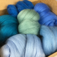 Light To Dark Blue - Merino Wool Bundle