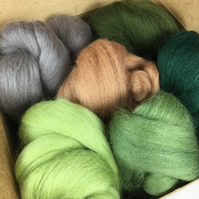 The Woods - Merino Wool Bundle