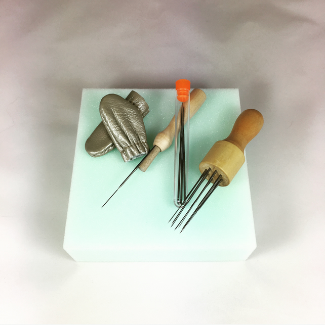 Complete Needle Felting Kit