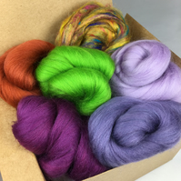 The Moors - Merino & Sari Silk Wool Bundle