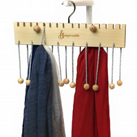 Hangersmith Hanger - For Scarves, Tote Bags, Necklaces, Ties, Belts & more