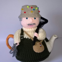 Fly Fisherman Tea Cosy