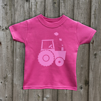 TRACTOR   Kids T shirts