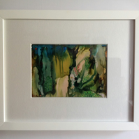 The Waterfall (Framed)