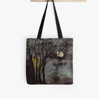My Moonlit Garden Tote Bag