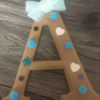 Baby boys letters