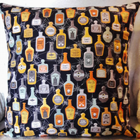 Halloween themed cushion cover