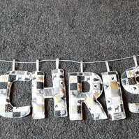Merry Christmas Festive Bunting