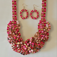 Pink Interlocking Set