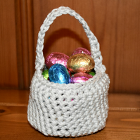 Easter Basket  or Wedding favour basket