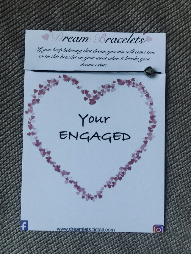 Your Engaged Dreamlet