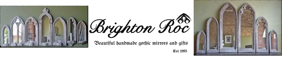 Brighton Roc Gothic Mirrors