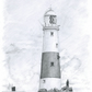 Original Drawing of Portland Bill Lighthouse