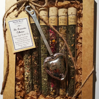 Herbal Tea Selection Gift Box & Infuser