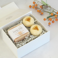 Prosecco Bath Gift Set