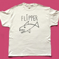 FLIPPER - Grunge T-shirt as worn by Kurt Cobain