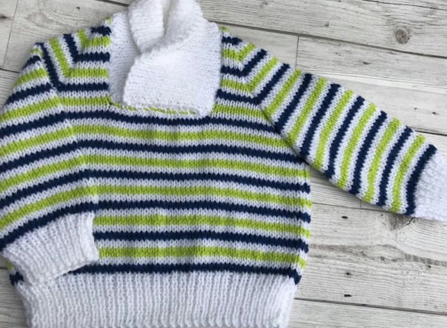 d86be703f Baby jumper 3-6 month size - Folksy