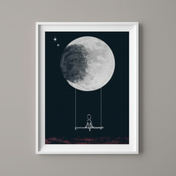Imagination Collection, Art Print 1
