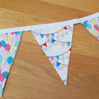 Balloon & Bunting Design Party Bunting