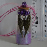 Angel Wishes - Large Spell Bottle