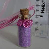 Small Fairy Dust Spell Bottle