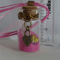 Unlock My Potential - Medium Fairy Spell Bottle