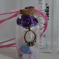 Love - Medium Fairy Spell Bottle