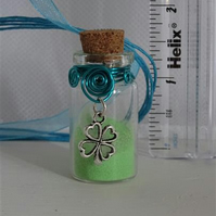 Luck - Medium Fairy Spell Bottle