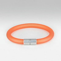 Click Bangle - Orange